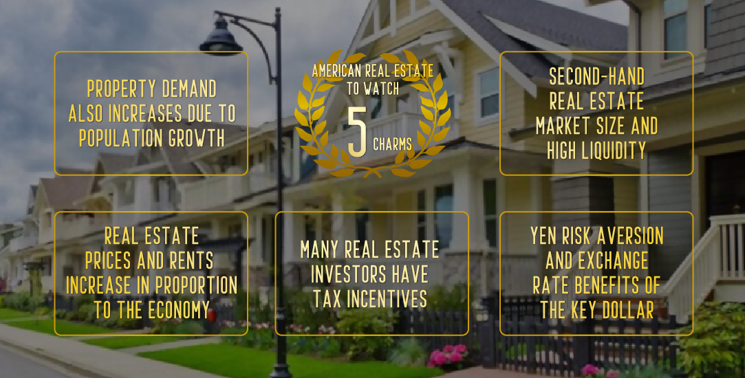The Appeal of American Real Estate